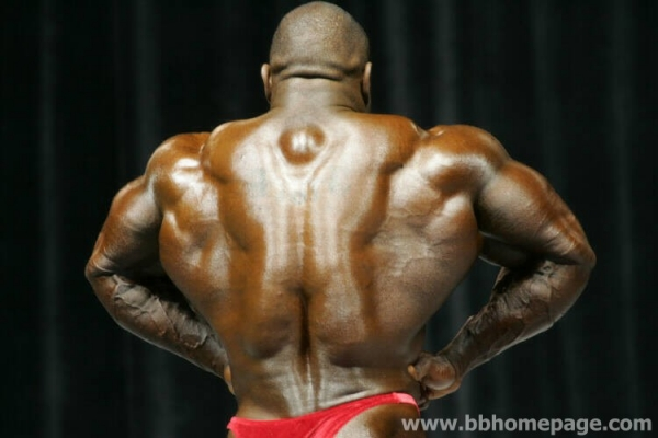 Johnnie Jackson al Mr Olympia 2006
