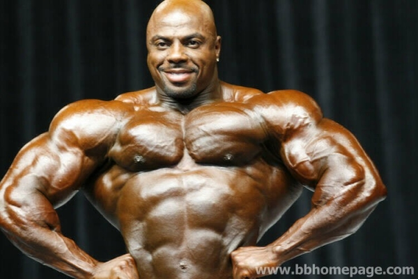 Toney Freeman al Mr Olympia 2006