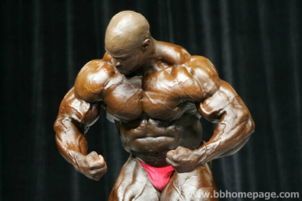 Ronnie Coleman al Mr Olympia 2006