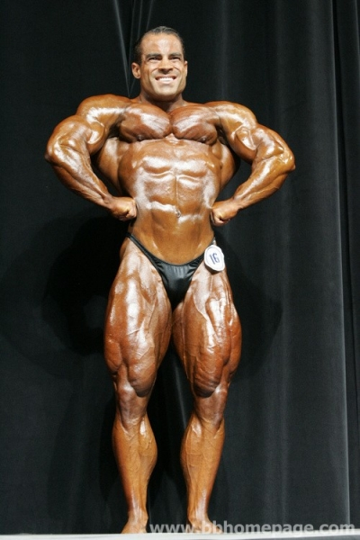 Mark Dugdale Arnold Classic 2007