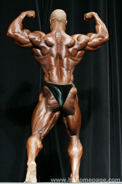 Phil Heath Arnold Classic 2007