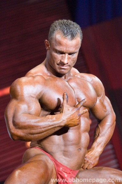 Ronny Rockel  Arnold Classic 2007