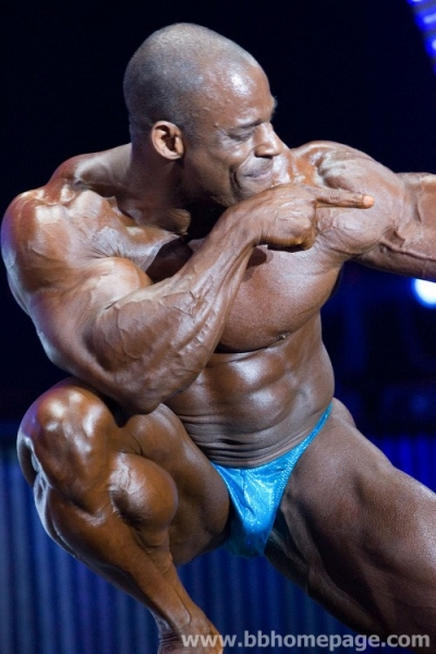 Vince Taylor Arnold Classic 2007
