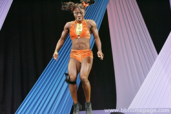 Arnold Classic 2007 Categoria Fitness