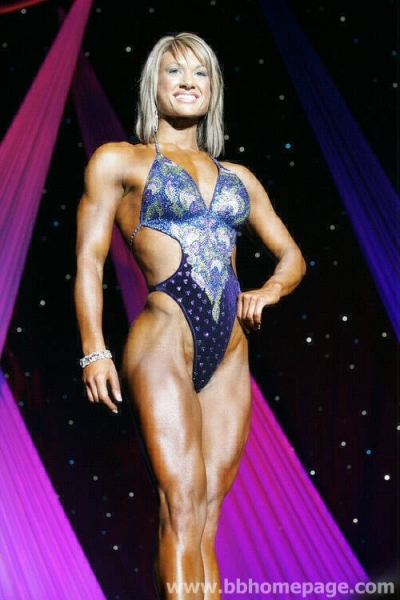 Arnold Classic 2007 - Categoria Figure - Finale