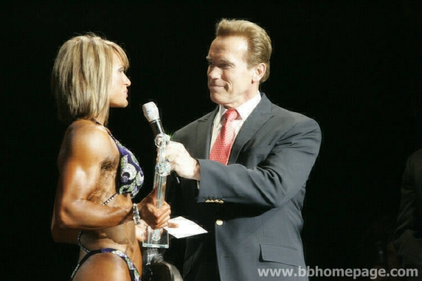 Arnold Classic 2007 categoria Femminile - Figure