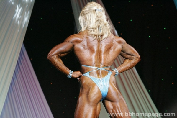Betty Pariso Arnold Classic 2007