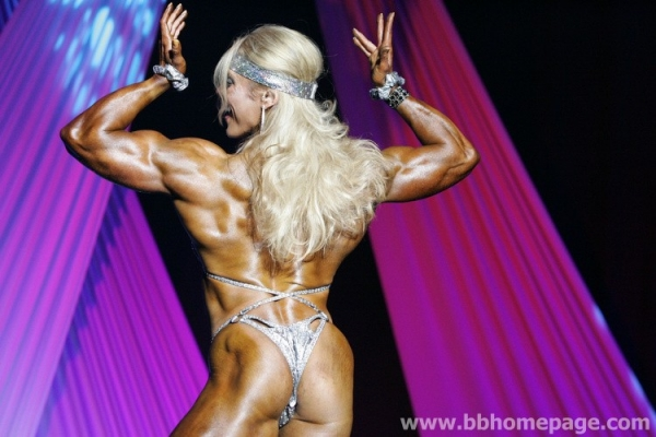 Colette Nelson Arnold Classic 2007