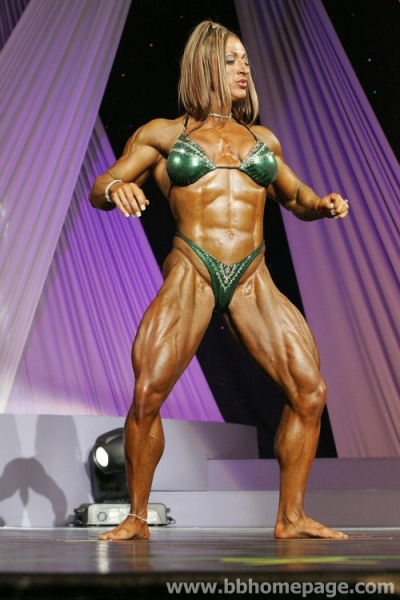 Heather Policky Arnold Classic 2007