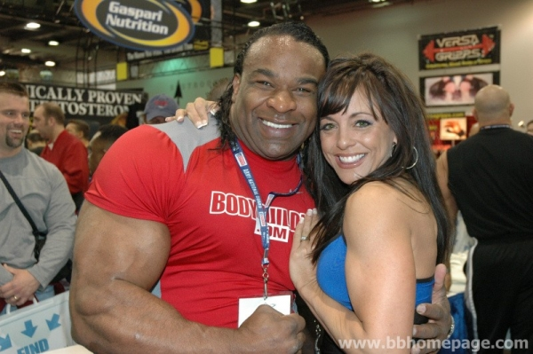 Arnold Classic 2007 Expò