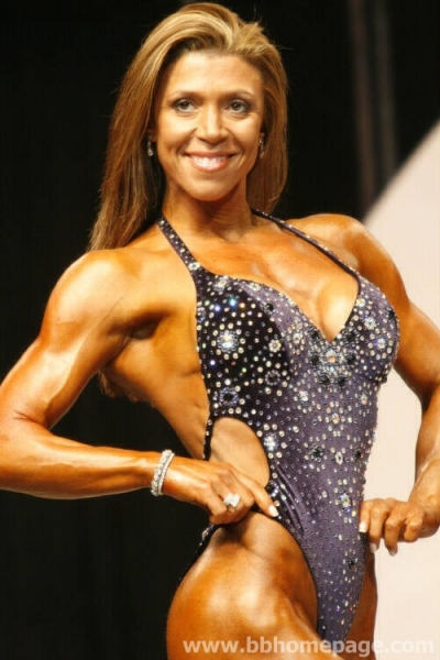 Jennifer Searles Olympia 2006