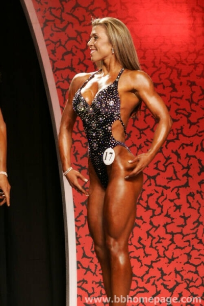 Jennifer Searles Figure Olympia 2006