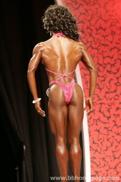 Latisha Wilder Figure Olympia 2006