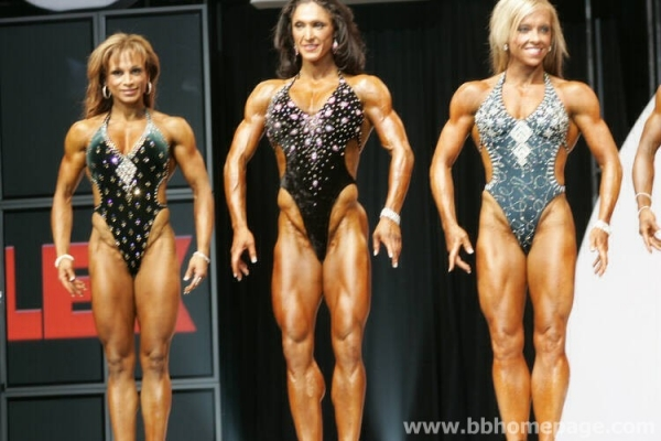 Fitness Olympia 2006 - Finale